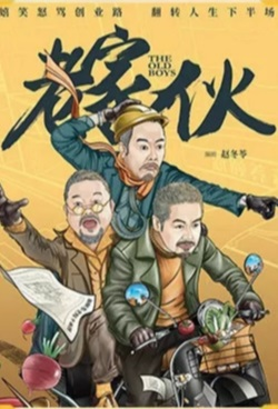 The Old Boys Poster, 老家伙 2020 Chinese TV drama series