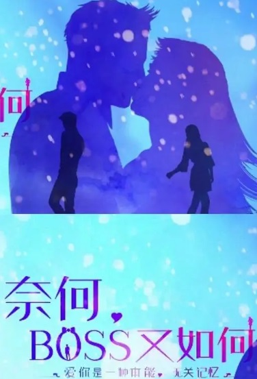What About Boss Poster, 奈何BOSS又如何 2020 Chinese TV drama series