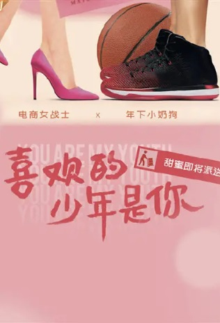 You Are My Youth Poster, 喜欢的少年是你 2020 Chinese TV drama series
